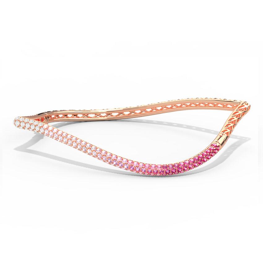 Primrose Shimmer Bracelet