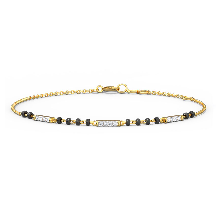 Latika Mangalsutra Bracelet