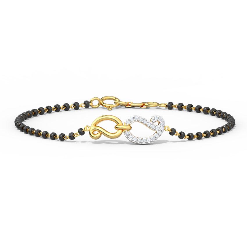 Ishani Mangalsutra Bracelet