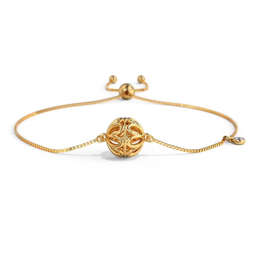 Orb Adjustable Bracelet