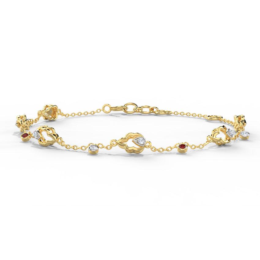 Florid Bracelet