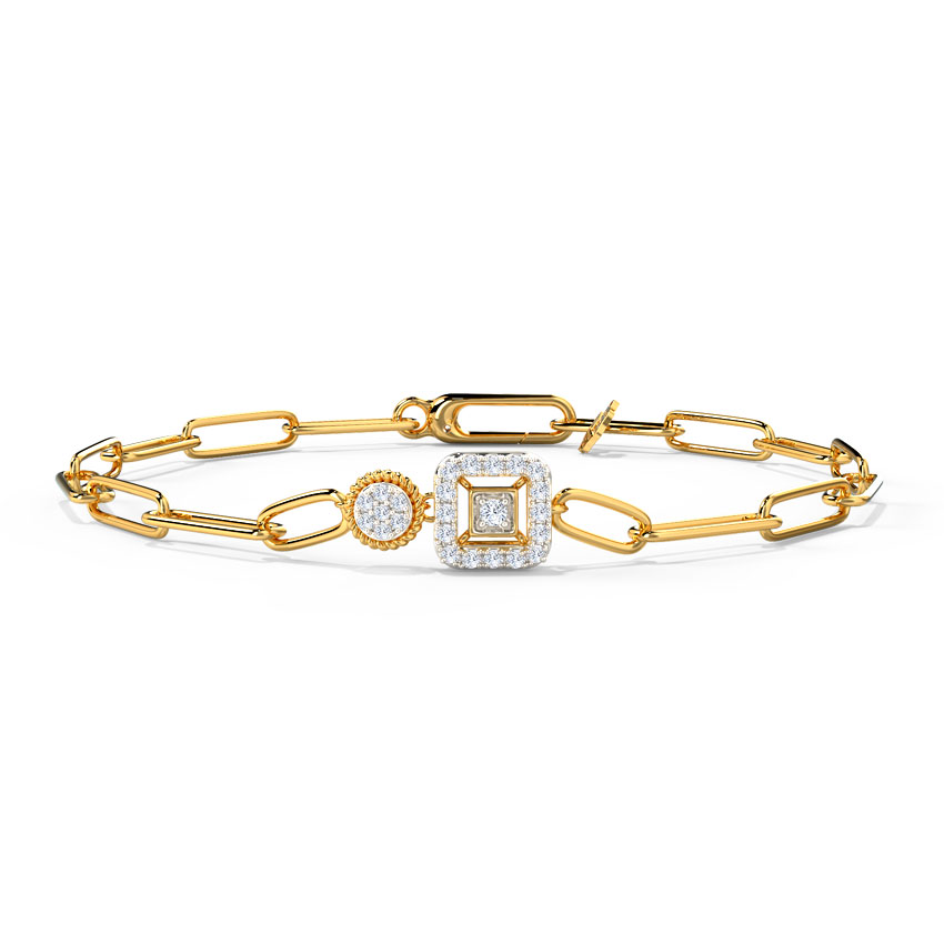 Gleam Quad Bracelet