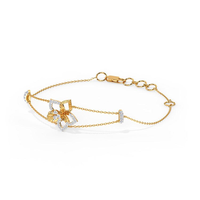 Charming Bloom Bracelet