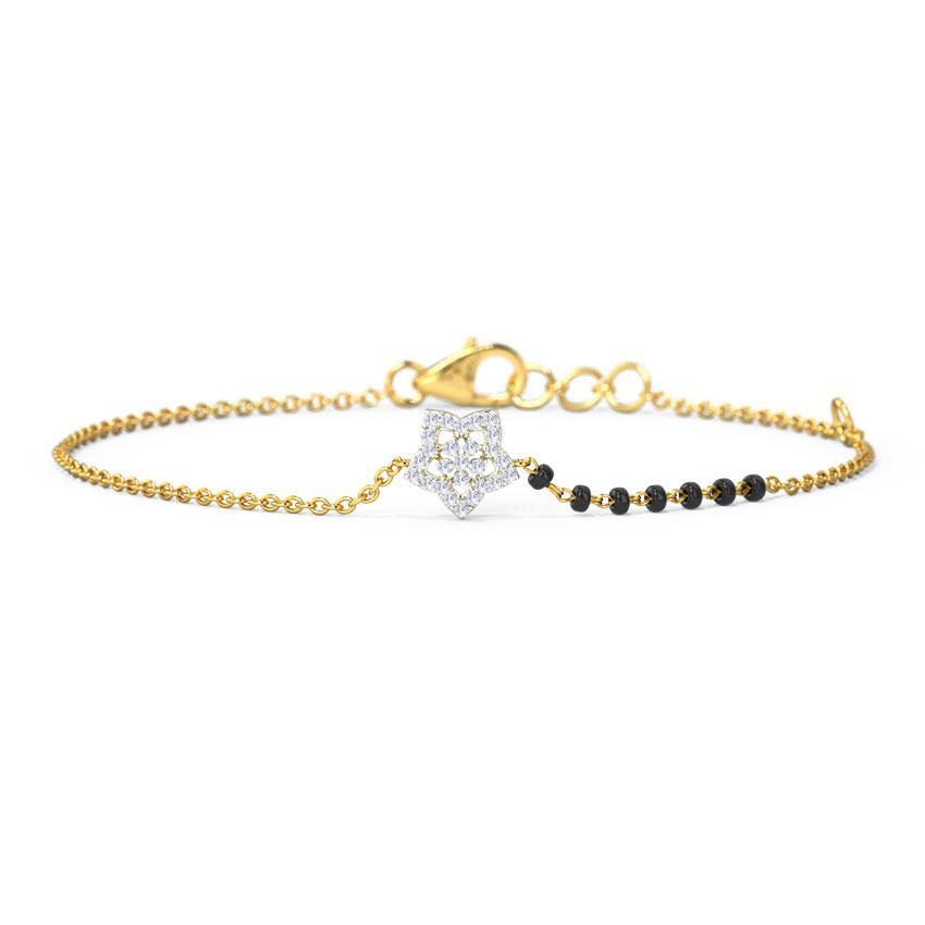 Naina Mangalsutra Bracelet