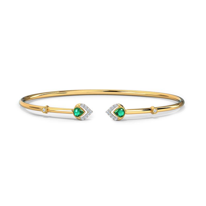 Betel Diamond Bracelet