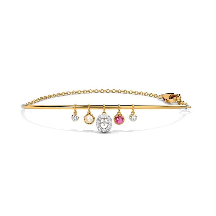 Sparkling Dewdrops Bracelet