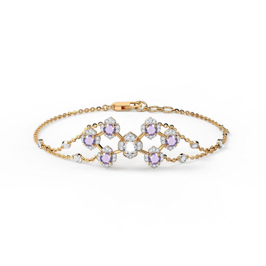 Majestic Bloom Bracelet