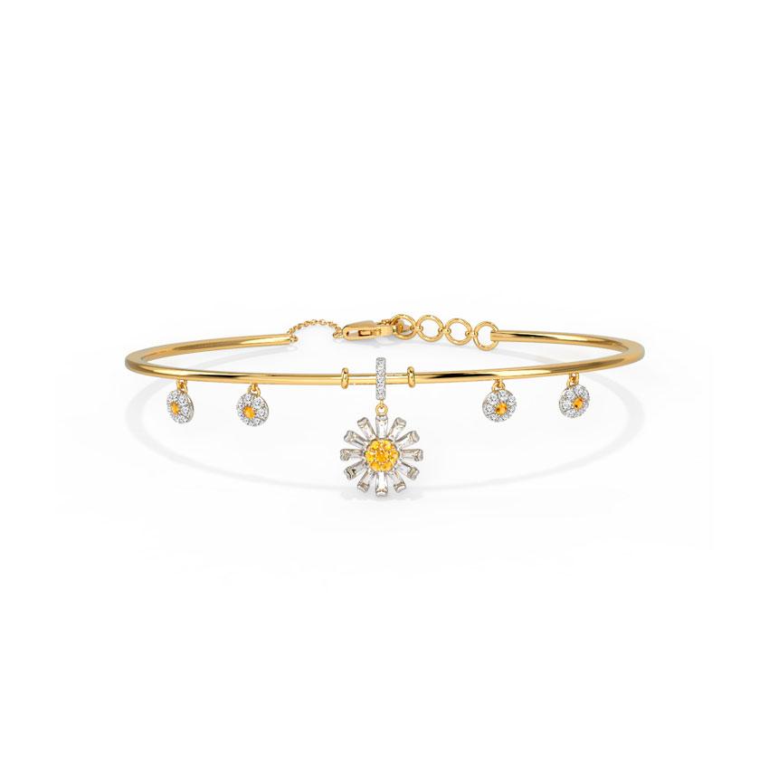 Charmed Daisy Bracelet