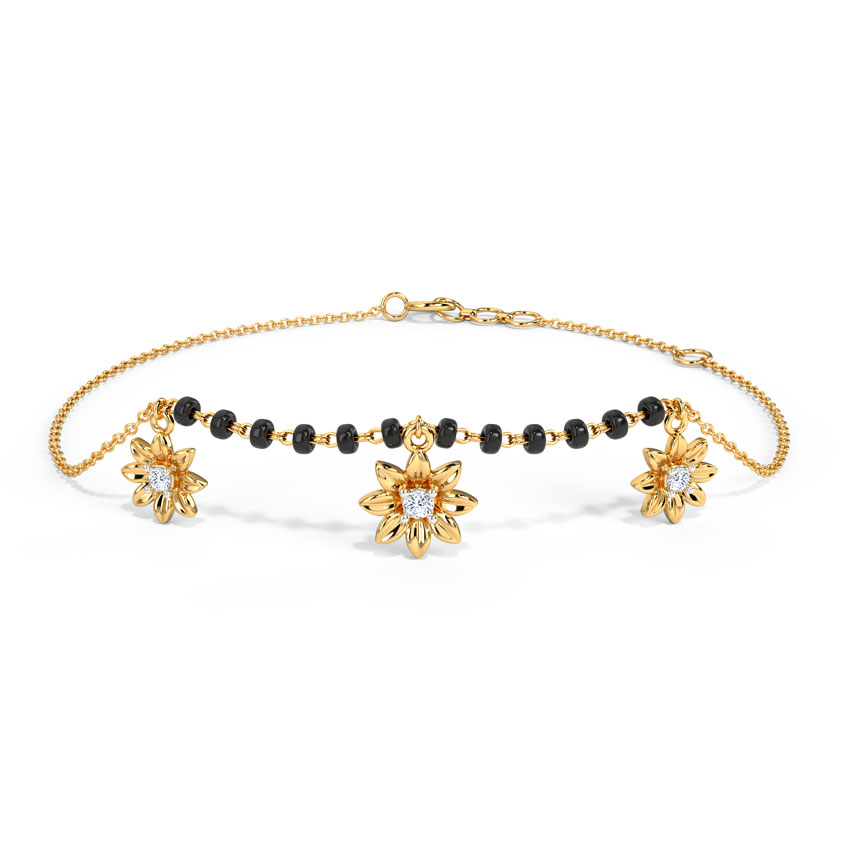 Vanya Mangalsutra Bracelet