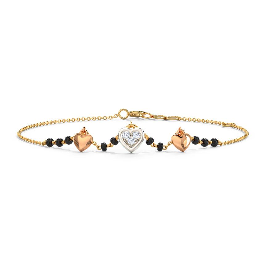 Scarlett Mangalsutra Bracelet