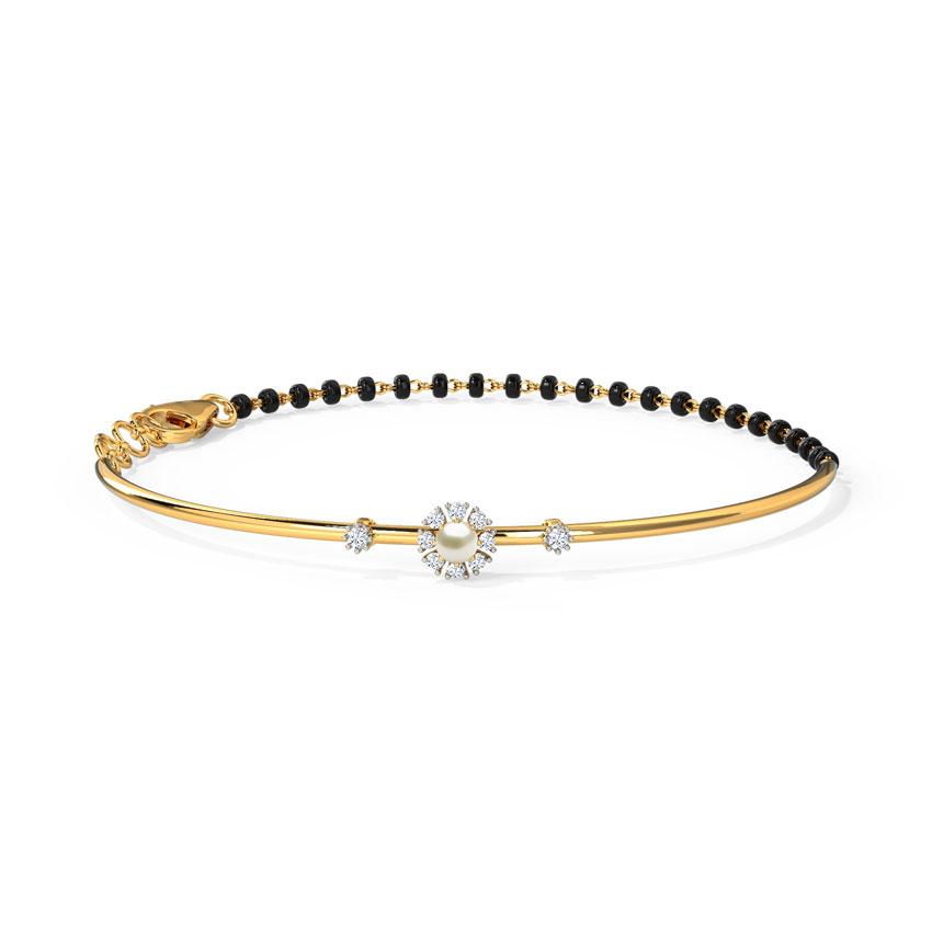 Ishya Mangalsutra Bracelet