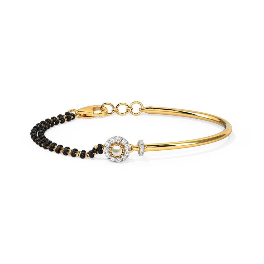 Inaaya Mangalsutra Bracelet
