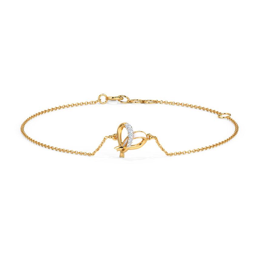 Ivory Heart Bracelet