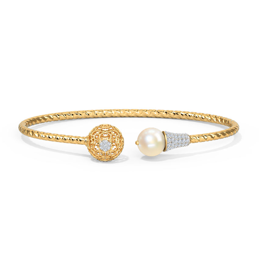 Delina Ornate Bracelet