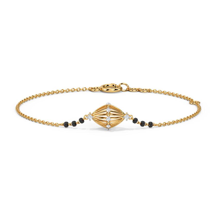 Eshana Mangalsutra Bracelet