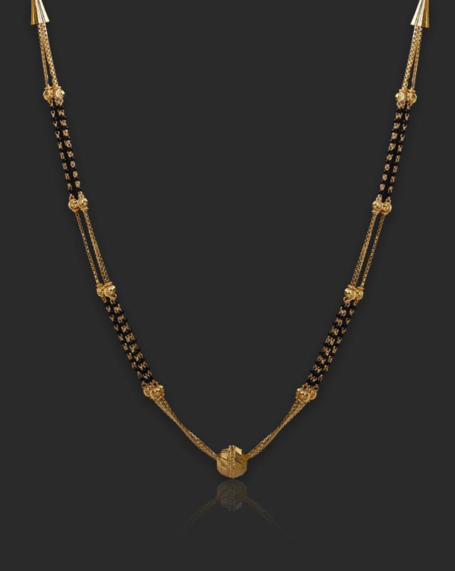 Kasturi 22Kt Gold Mangalsutra