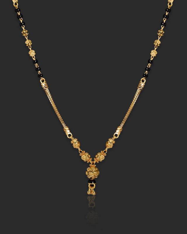 Tanisha 22Kt Gold Mangalsutra