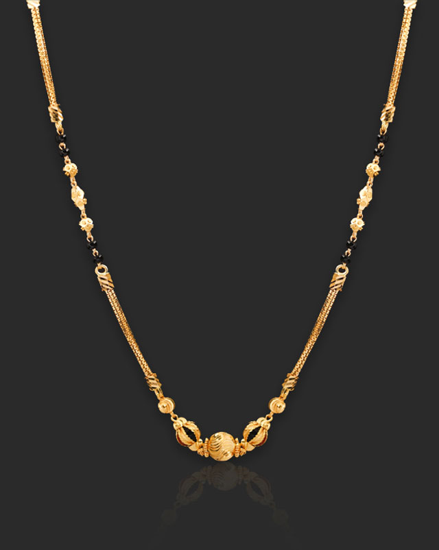 Rohini 22Kt Gold Mangalsutra