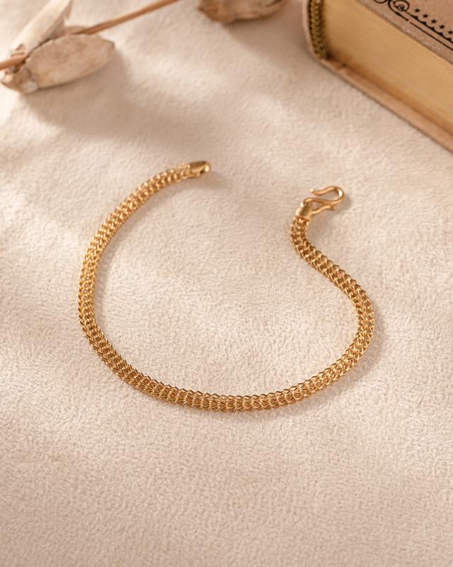 Gold Bracelets 22 Karat Yellow Gold Ayog 22Kt Gold 22Kt Gold Bracelet