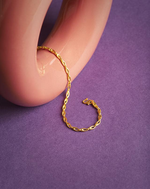 Gold Bracelets 22 Karat Yellow Gold Aahana 22Kt Gold Bracelet