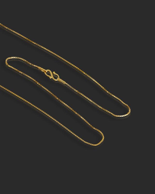 Shaila 22Kt Gold Chain