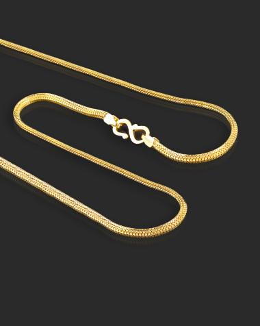 Tanaya 22Kt Gold Chain