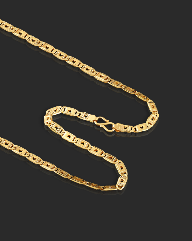 Neena 22Kt Gold Chain