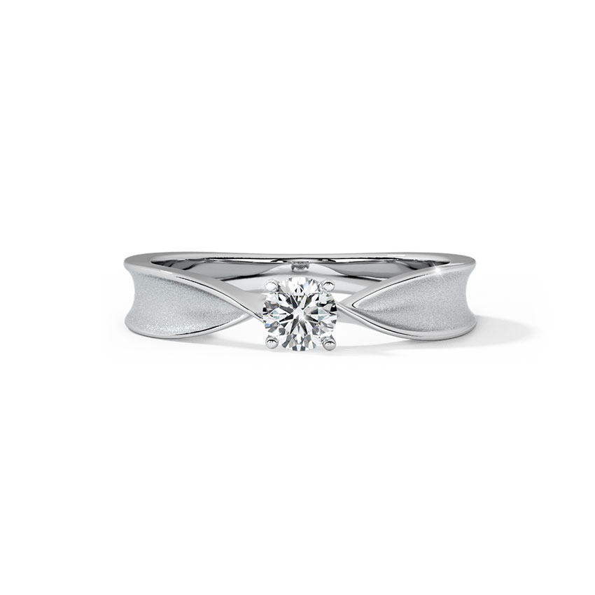 Enchant Platinum Ring