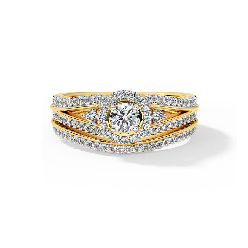 Eternal Bridal Ring Set