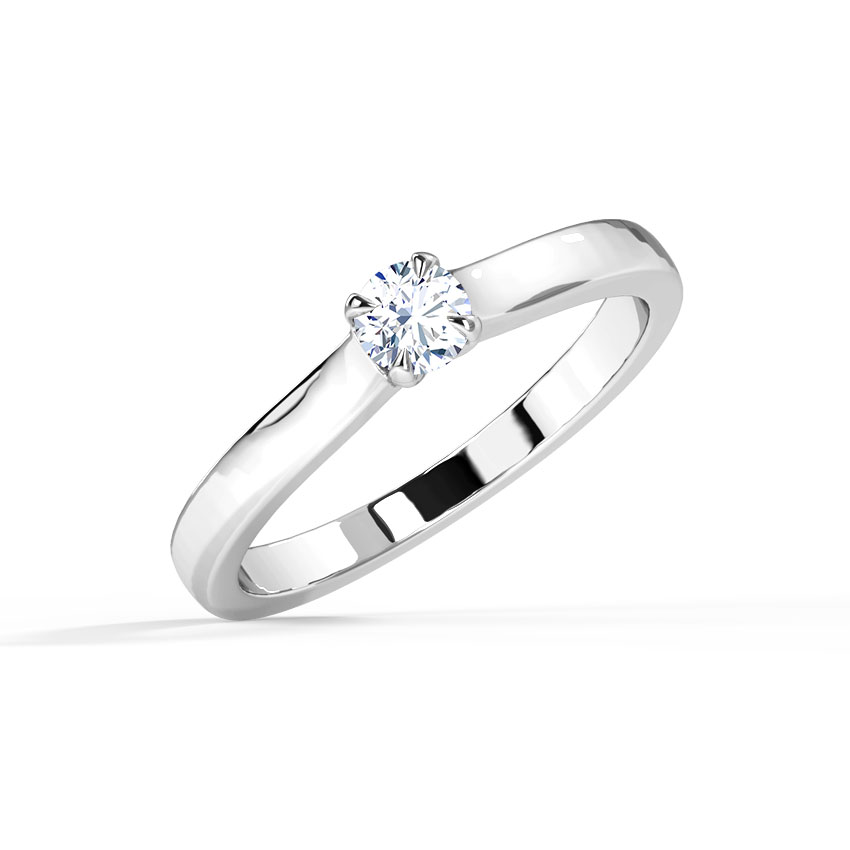 Alda Lavish Solitaire Ring