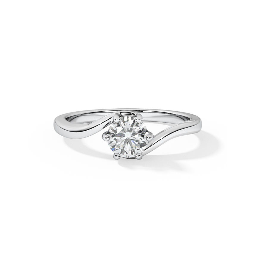 Ida Imperious Solitaire Ring