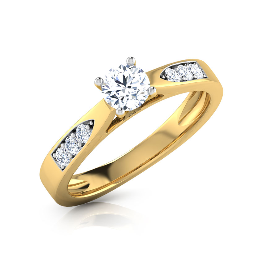 Tess Classic Solitaire Ring