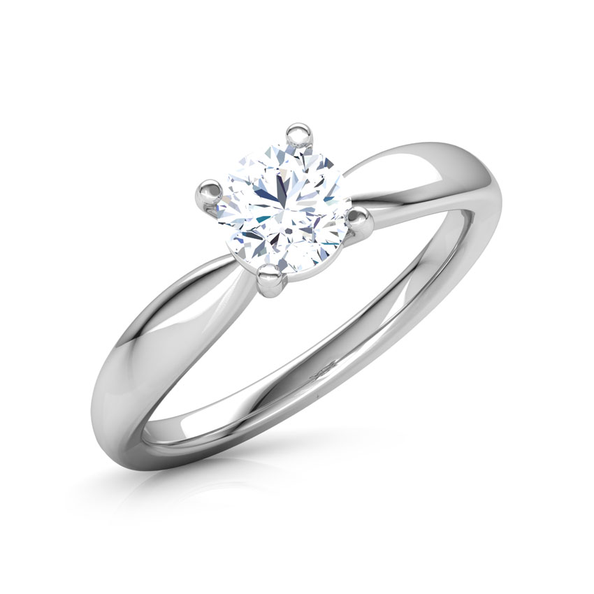 Dane Classic Solitaire Ring