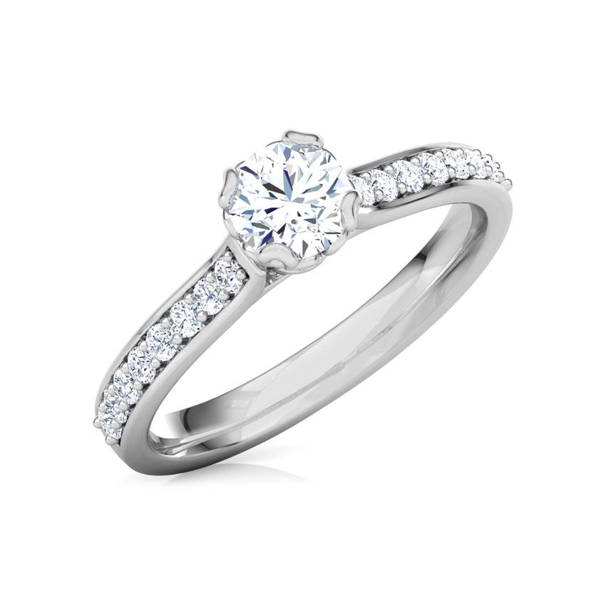 Ella Classic Solitaire Ring