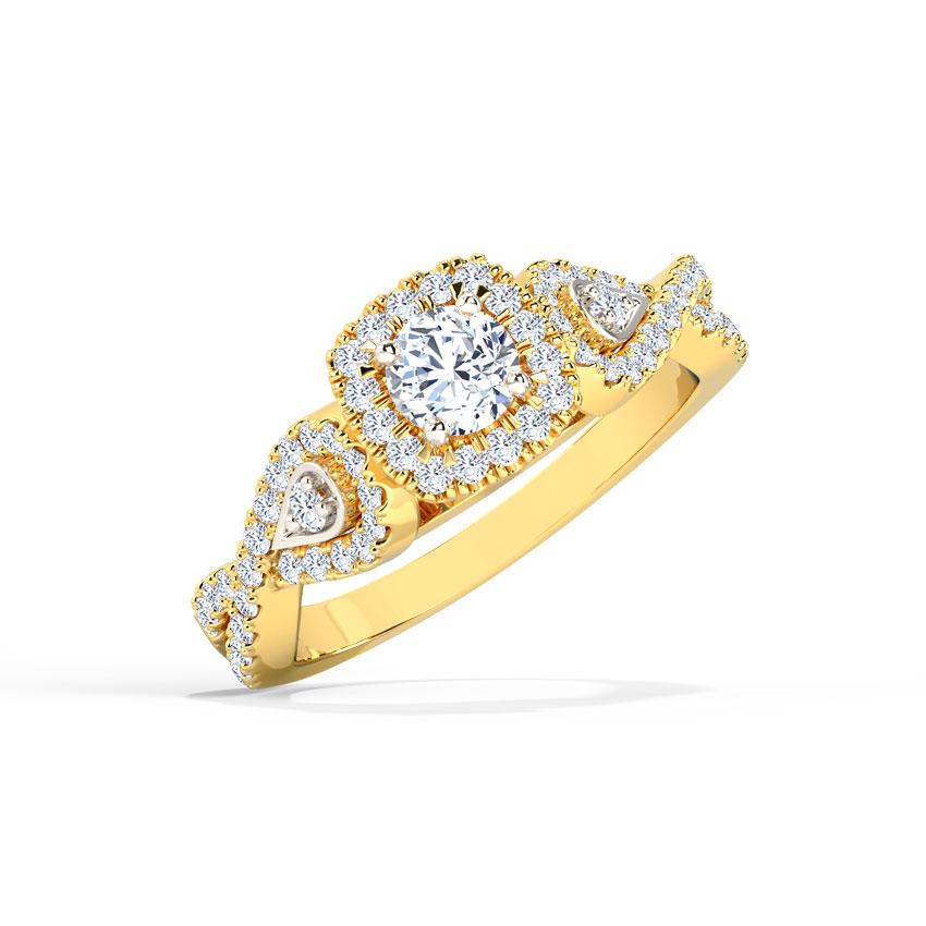 Harper Shine Solitaire Ring