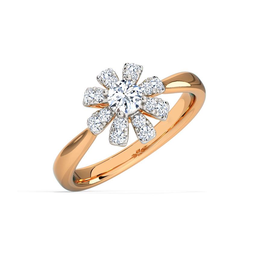 Estella Solitaire Ring