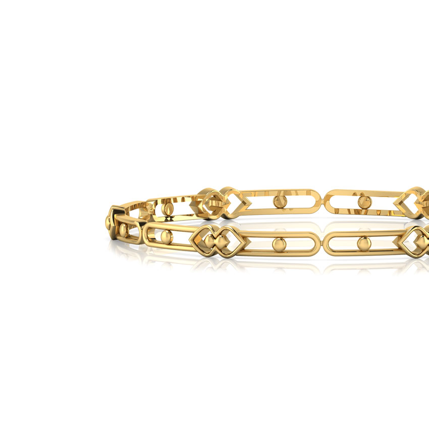 Maisie Interlaced Bangle