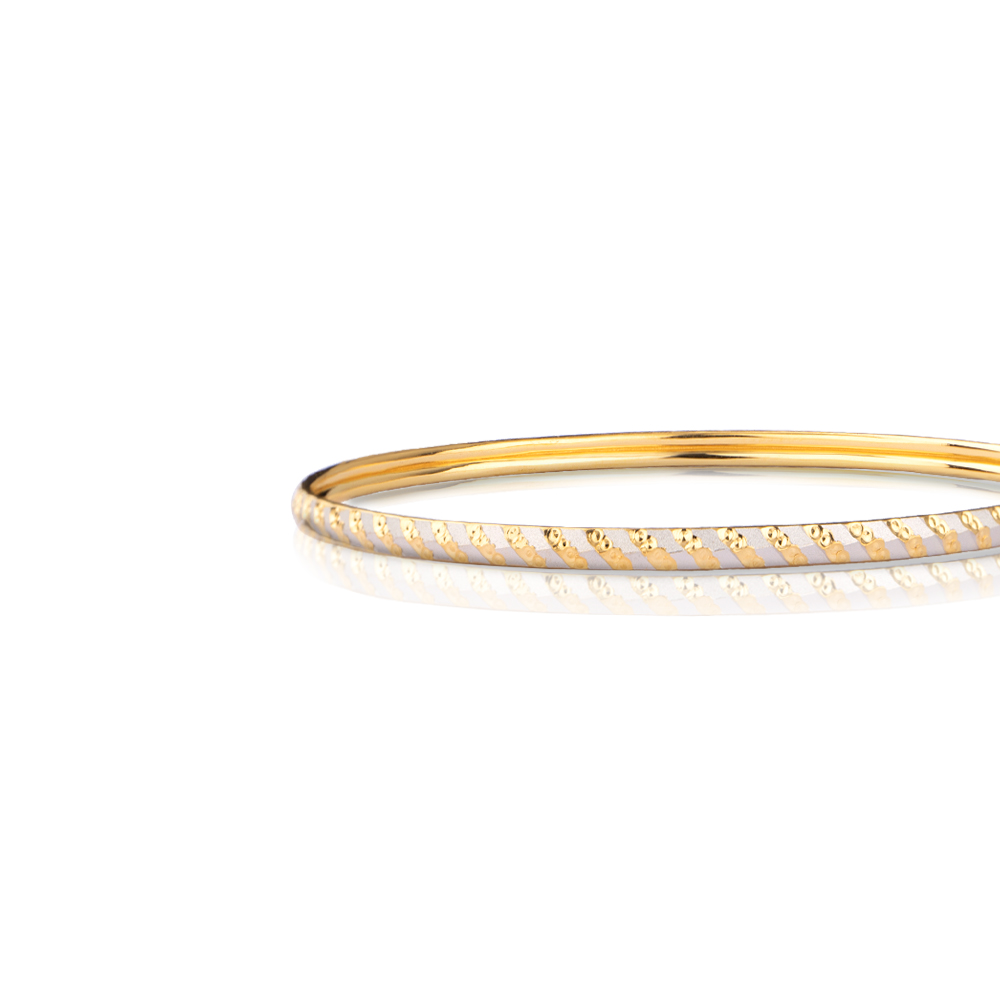 Kaya Gold Bangle
