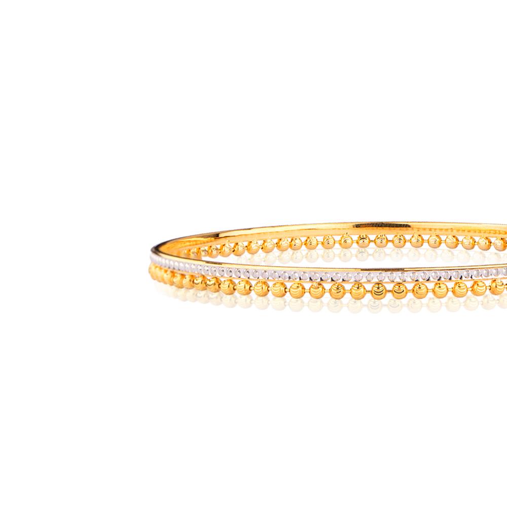 Inaya Gold Bangle
