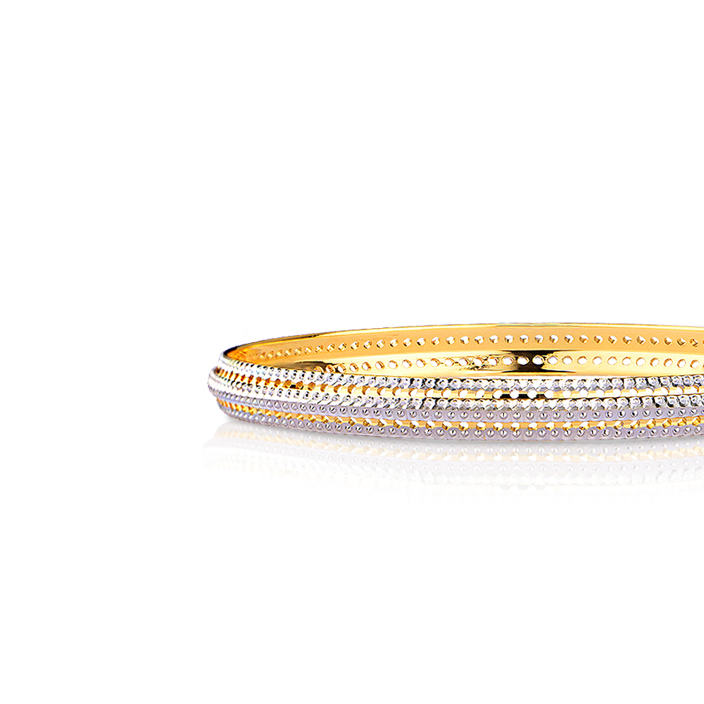 Jasmin Gold Bangle