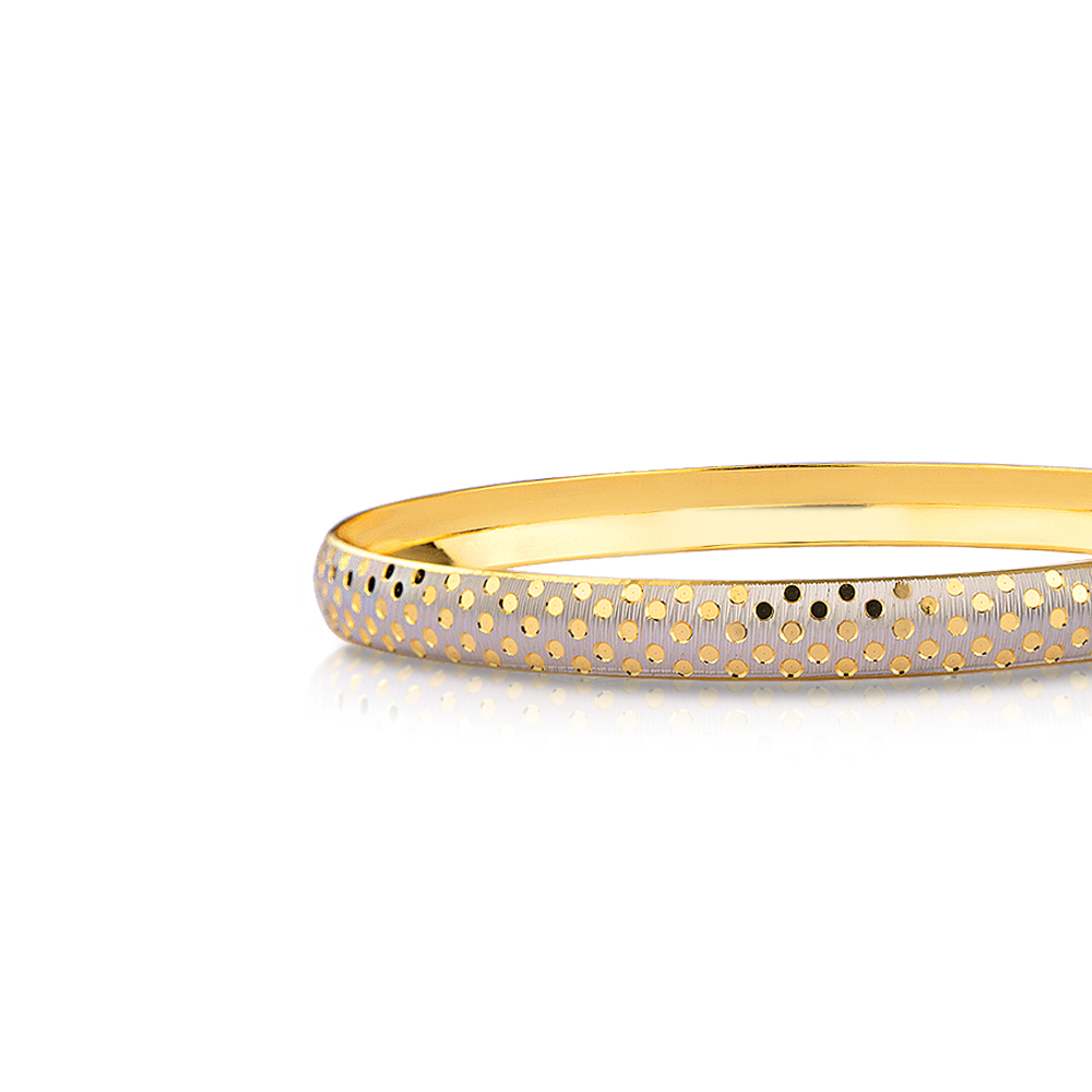 Gini Gold Bangle