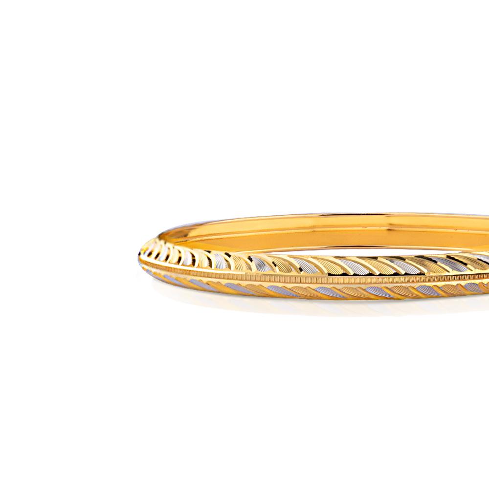 Gyani Gold Bangle