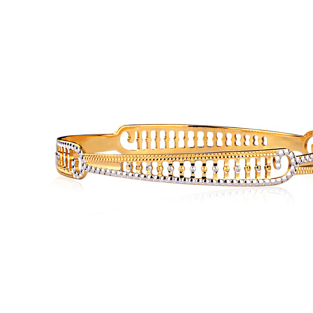Jessy Gold Bangle