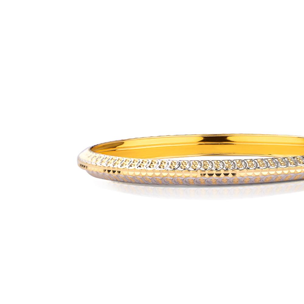 Dhruvi Gold Bangle