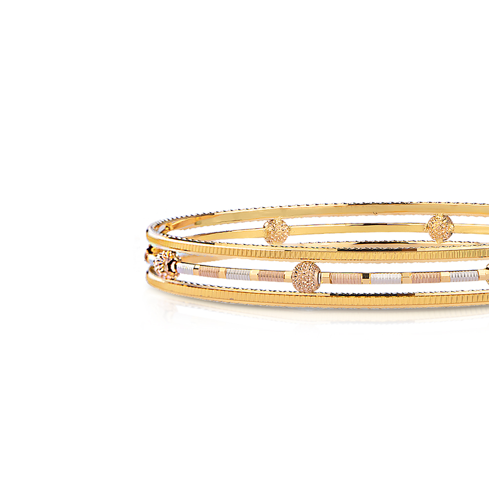 Archa Gold Bangle
