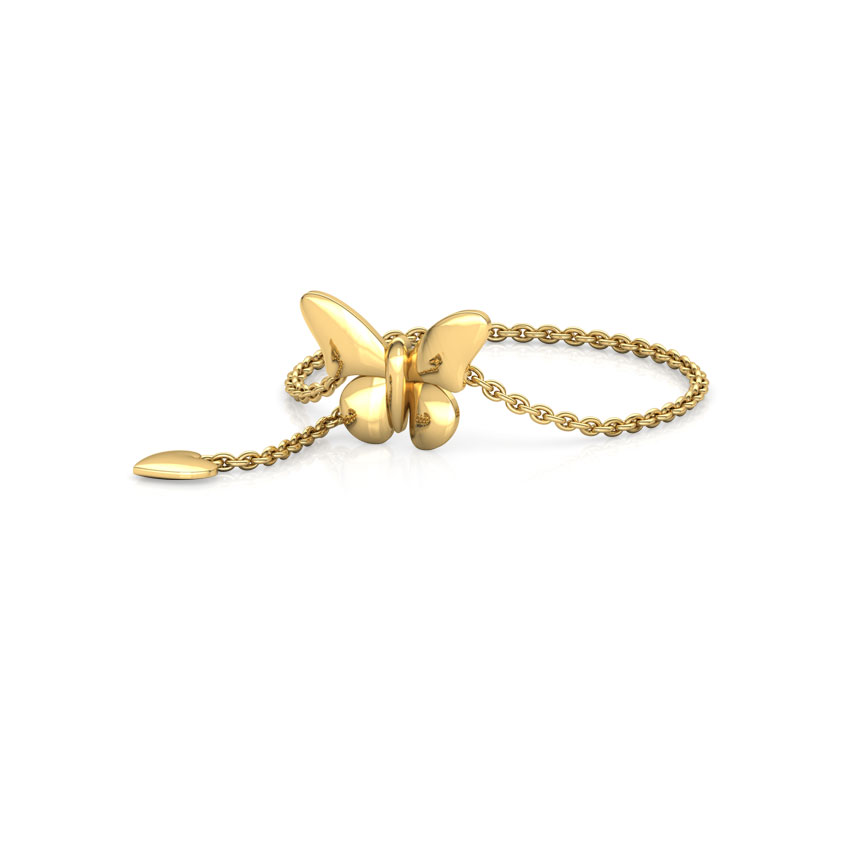 Butterfly Flexi Ring