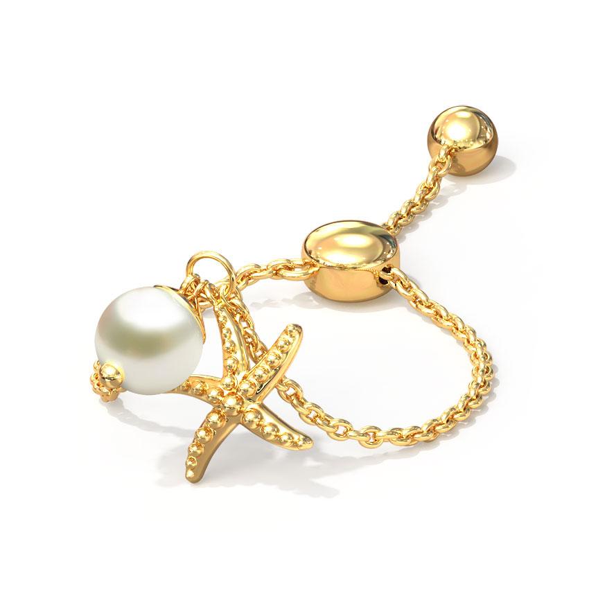 Starfish Flexi Ring