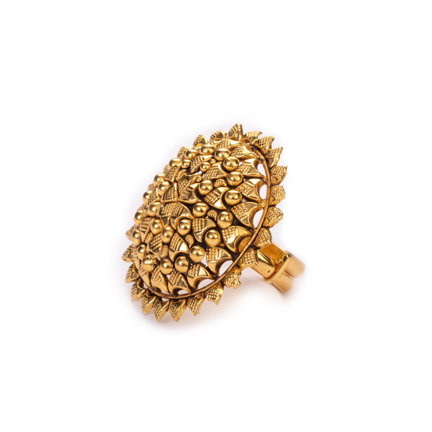 The Temple Treasure Ring