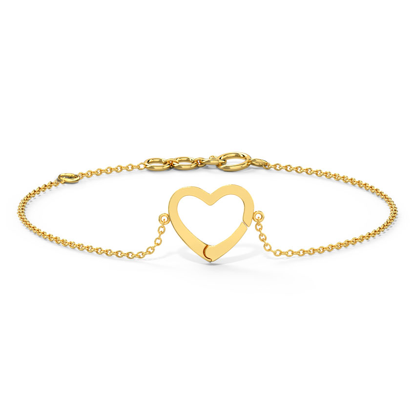 Amore Charm Holder Bracelet