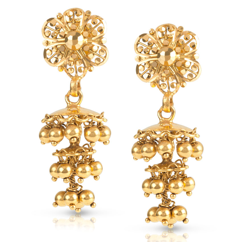 The Temple Bell Earrings